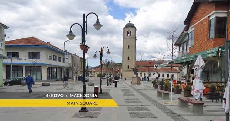 travel to Berovo