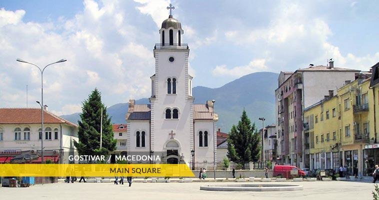 travel to Gostivar