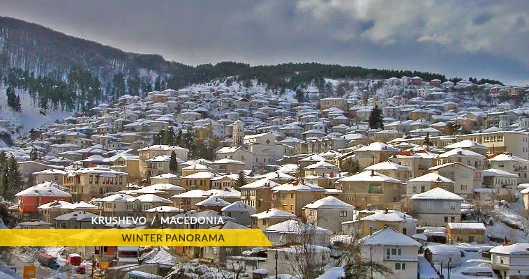 Macedonia popular hotel destinations