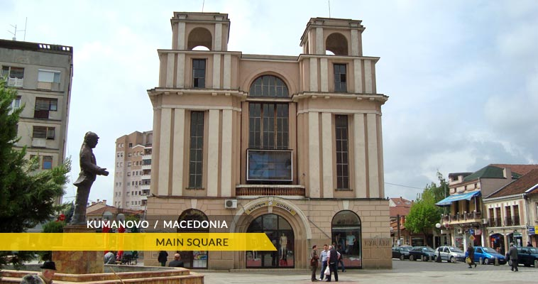 travel to Kumanovo