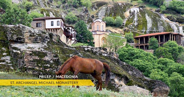 Prilep: Saint Archangel Michael monastery