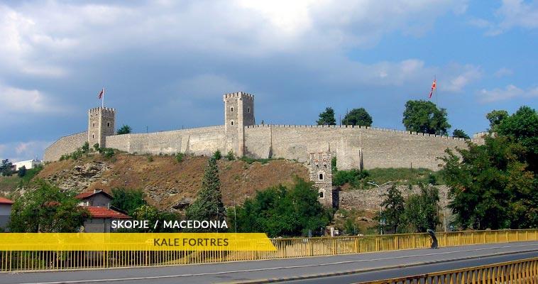 Skopje: Kale fortress