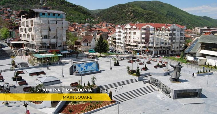 travel to Strumica