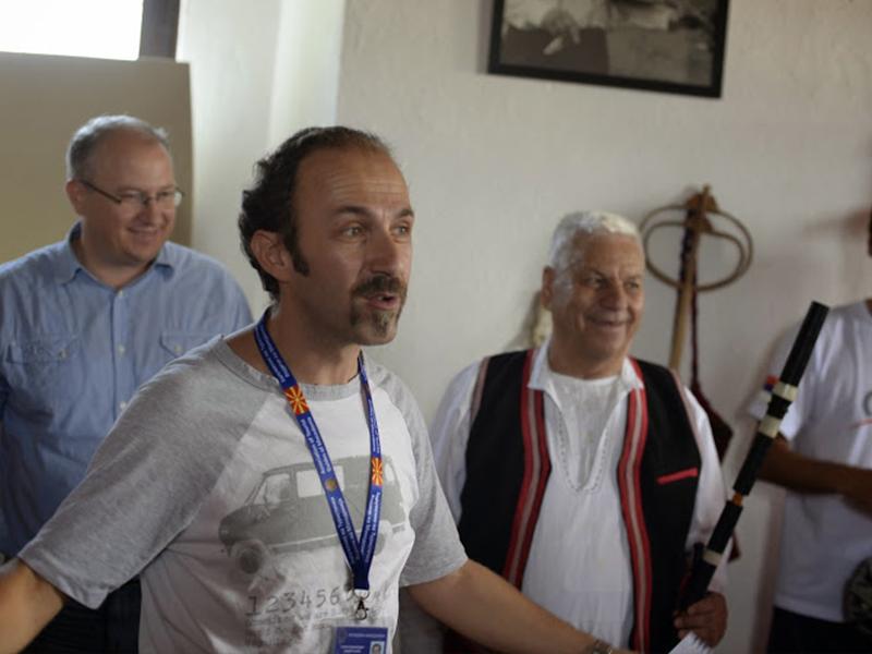 Vasko Markovski - Skopje