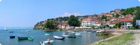 travel Macedonia - Ohrid hotels