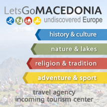 LetsGoMacedonia Travel - tours & adventures