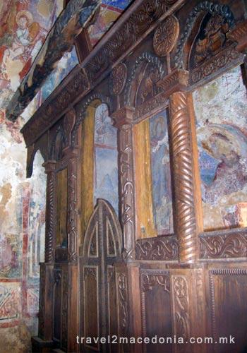 Saint Atanasius cave monastery