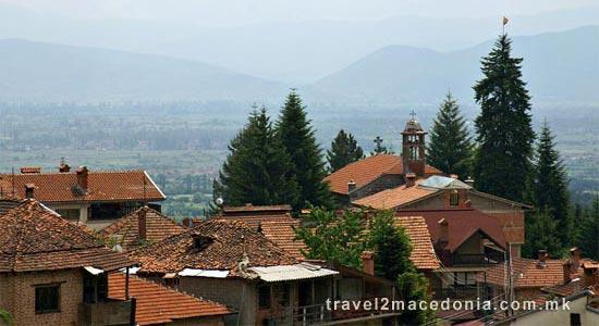 Vevcani village