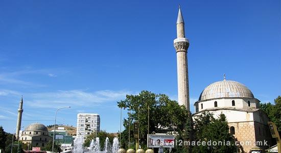 Isak Celebi mosque