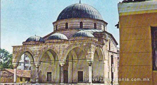 Ajdar Kadi mosque - Bitola