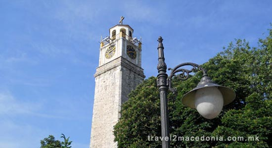 Bitola Clock tower