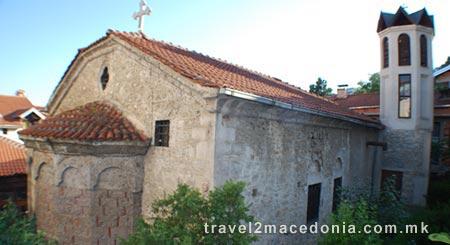 Saint Nikola Gerakomija church - Ohrid