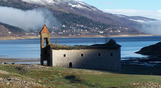 Saint Nikola church - Mavrovo