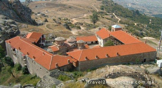 Treskavec monastery - Prilep