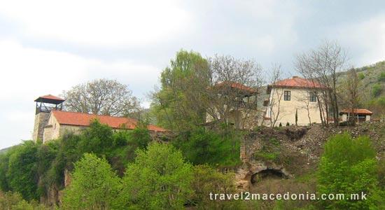 Zrze monastery - Prilep