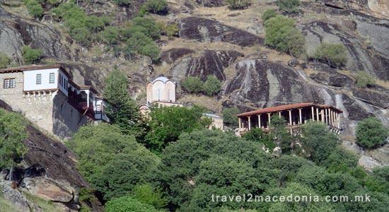 Archangel Michael monastery - Varos
