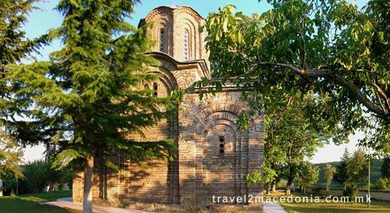 Saint Nikita monastery