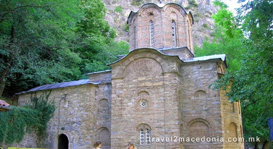 Saint Andrea monastery