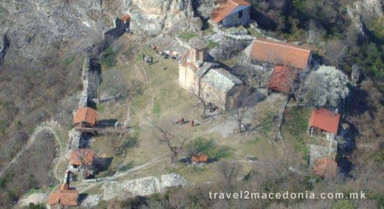 Saint Nikola monastery
