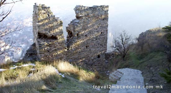 Isar fortress