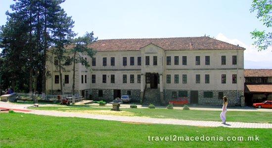 Lesok monastery