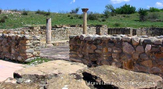 Bargala old town - Stip