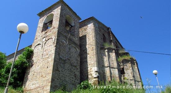 Saint Ilija church