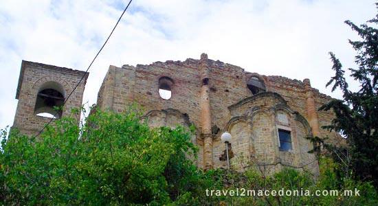 Saint Ilija church - Dojran