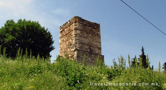Dojran Clock tower
