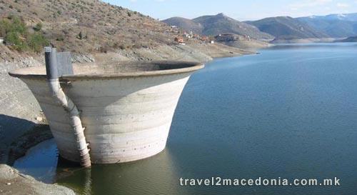 Tikves lake - Kavadarci