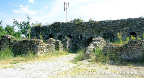 Baltepe Fortress