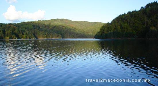 Berovo lake - Berovo