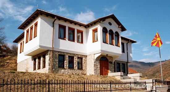 Smilevo village - Demir Hisar