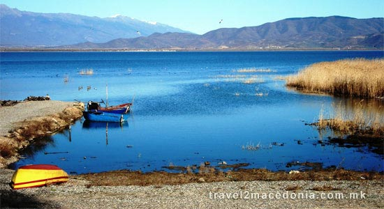 Dojran lake - Dojran
