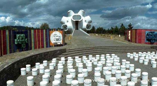 Makedonium - Ilinden memorial
