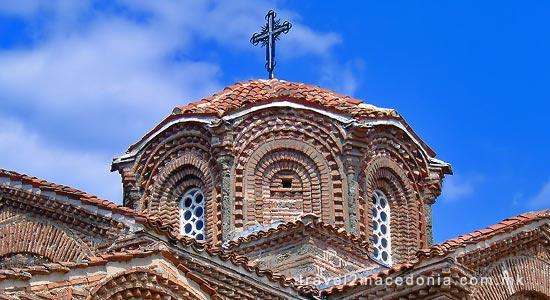 Holy Mother of God Perivleptos church
