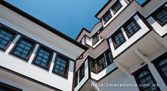 National Ohrid museum - Robevci house