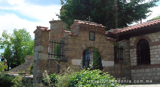 Saint Jovan Kaneo monastery