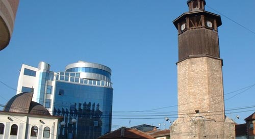 Gostivar Clock Tower - Gostivar