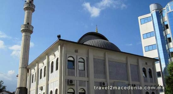 Bey Mahala mosque - Gostivar