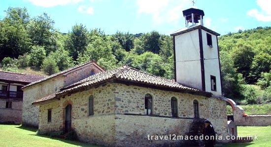 Slivnica monastery - Resen