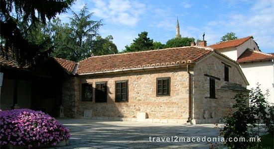 Holy Saviour church - Skopje