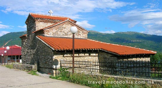 Saint Constantine and Helena church - Ohrid
