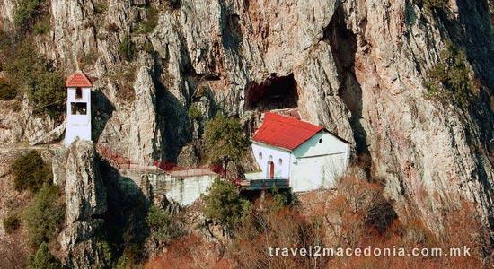 Saint Jovan Vetersko monastery