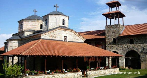 Slepce monastery