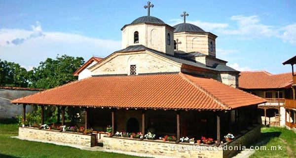 Slepce monastery - Demir Hisar