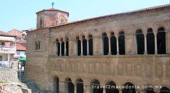 Saint Sophia church