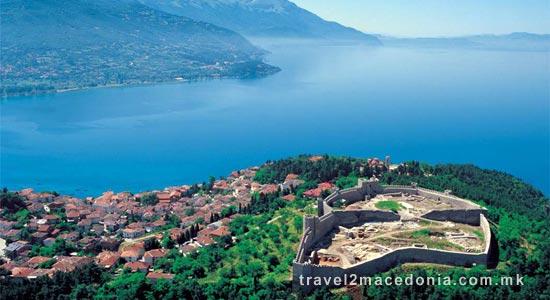 Ohrid lake - Ohrid