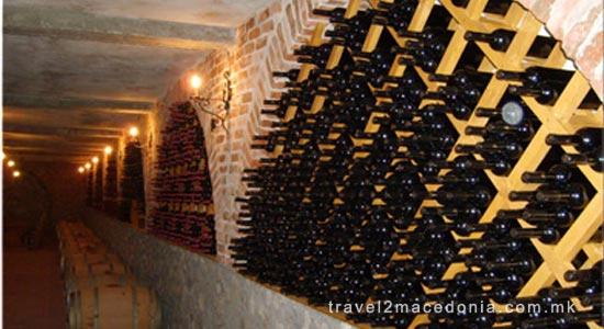 Grkov winery, Krnjevo