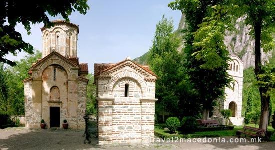 Matka monastery - Holy Mother of God